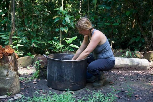 intention setting ayahuasca
