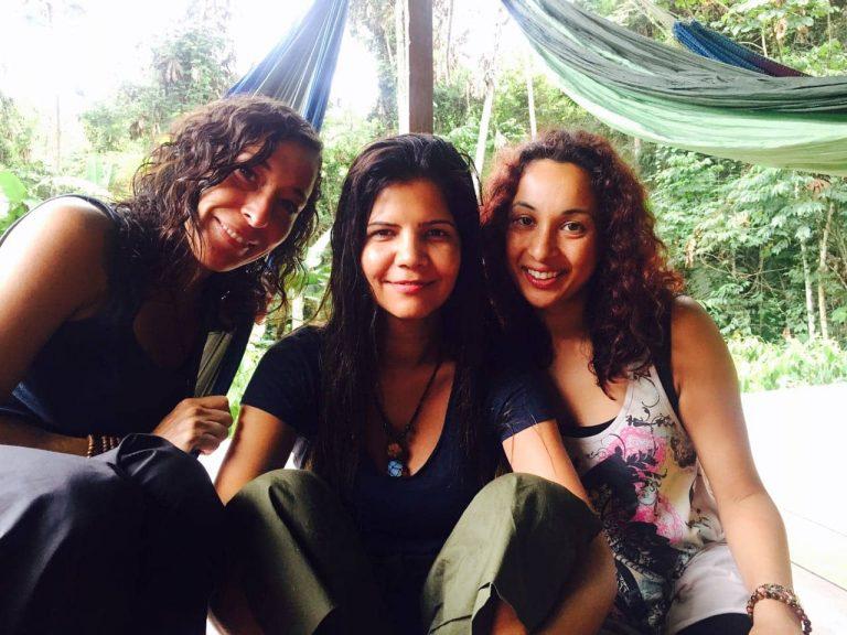 Rainforest Healing Center Bearded Guests