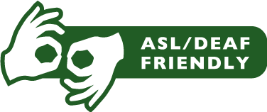 asl deaf friendly ayahuasca retreat center graphic