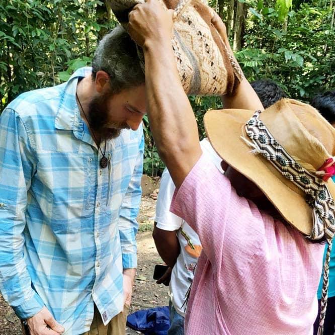 San Pedro Ceremony Kucho Rainforest Healing Center